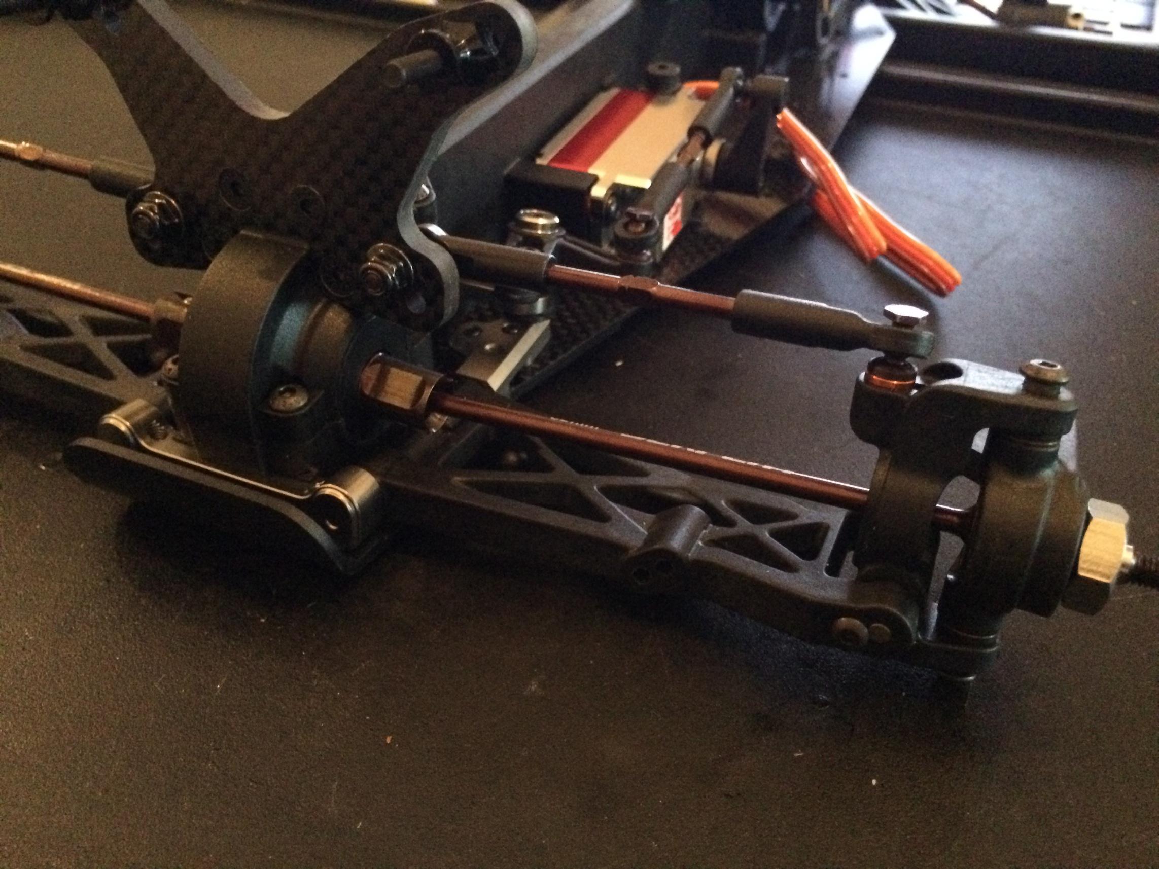 Serpent SRX-4 Build 129