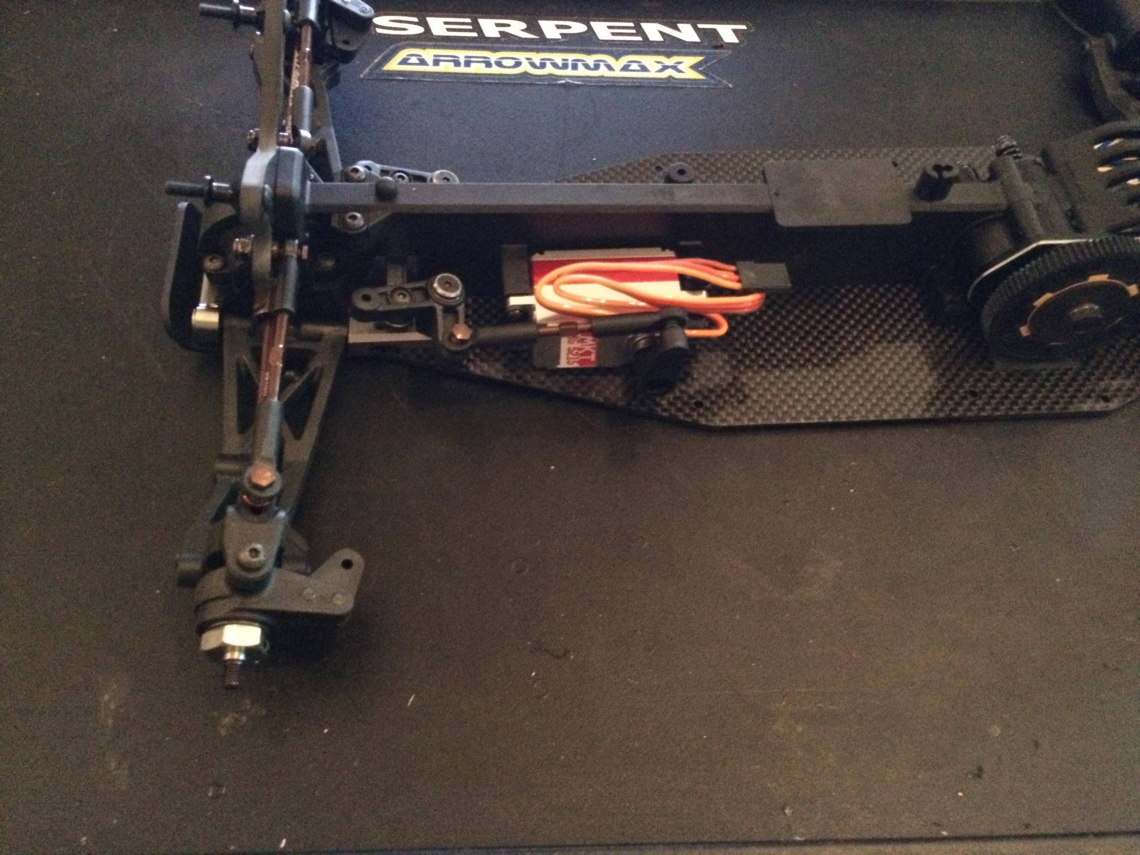 Serpent SRX-4 Build 130