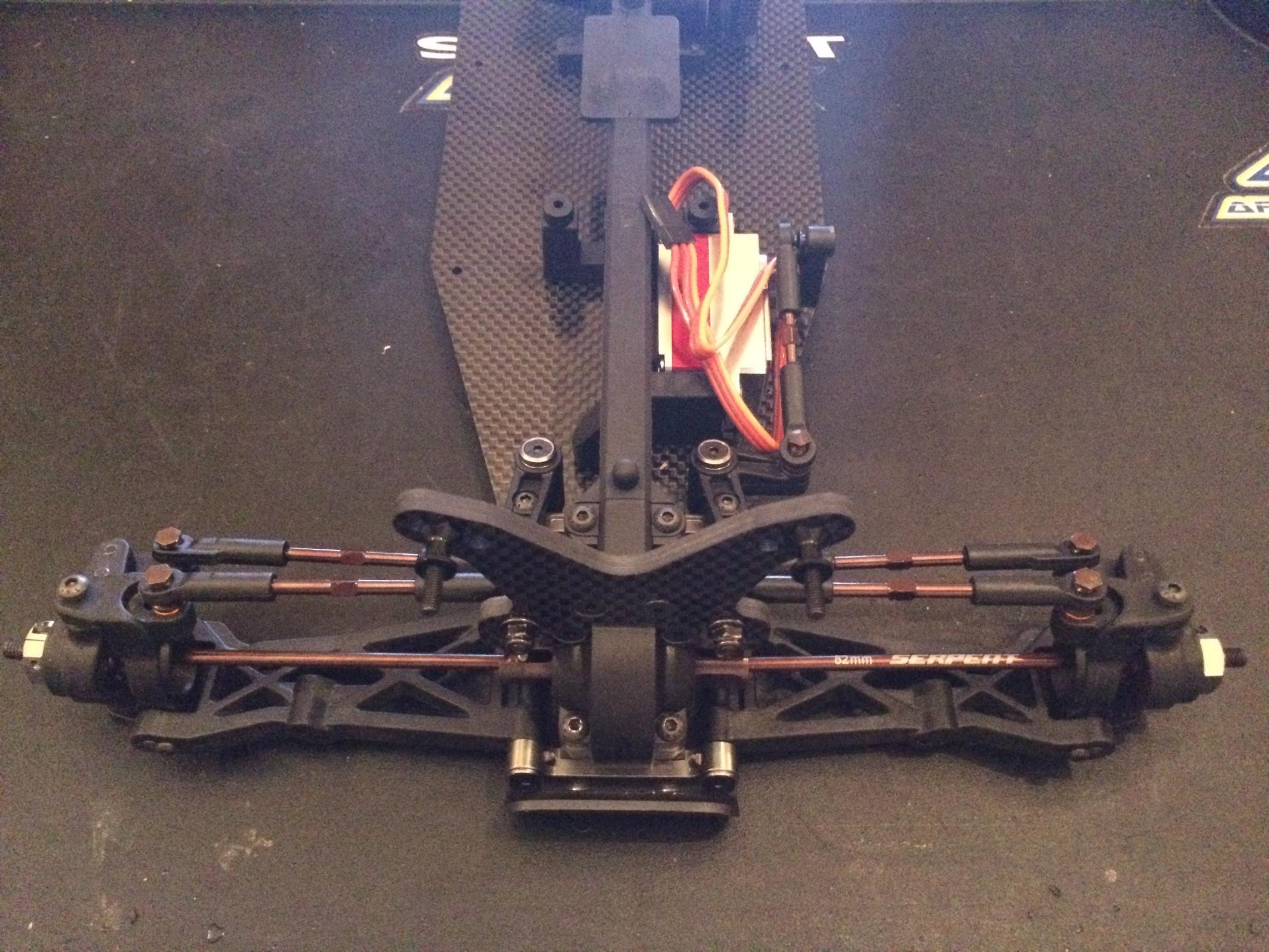 Serpent SRX-4 Build 132