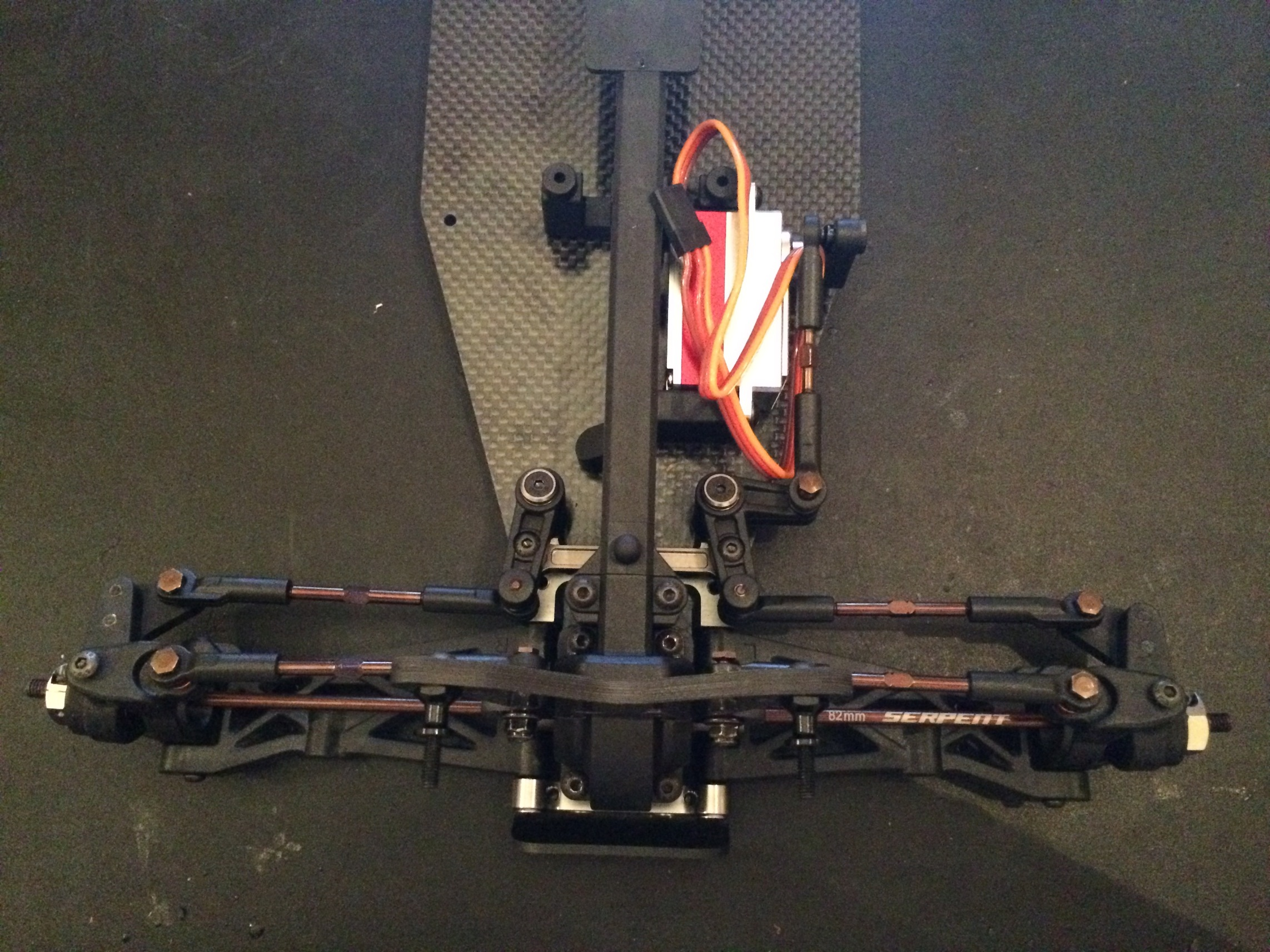 Serpent SRX-4 Build 133