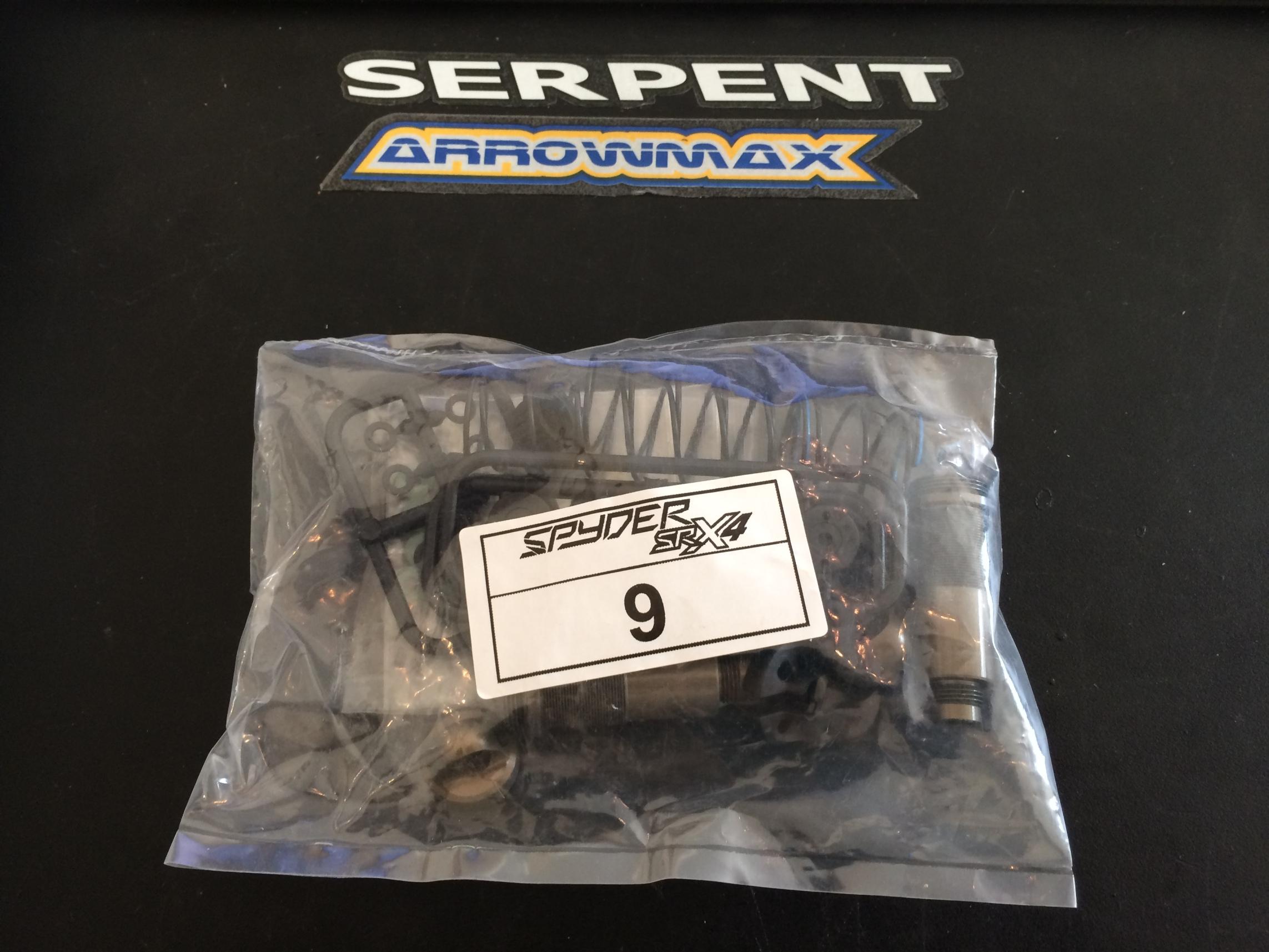 Serpent SRX-4 Build 135