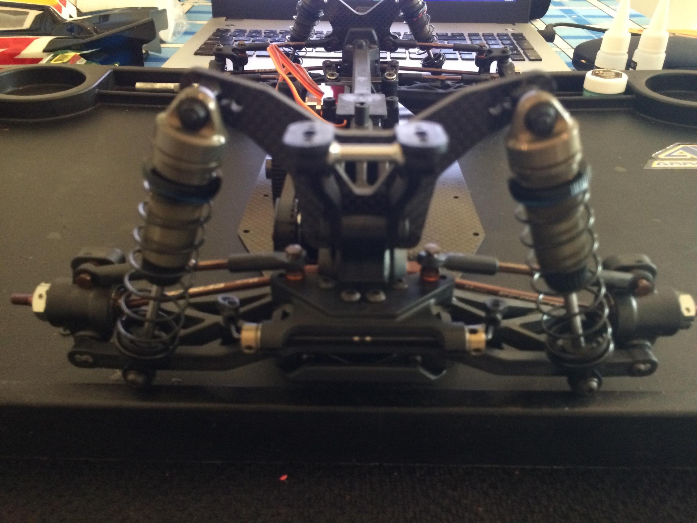 Serpent SRX-4 Build 144