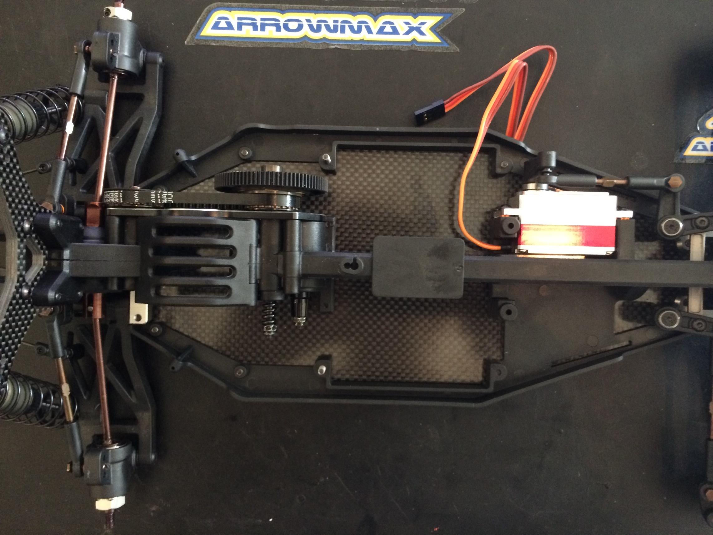 Serpent SRX-4 Build 150