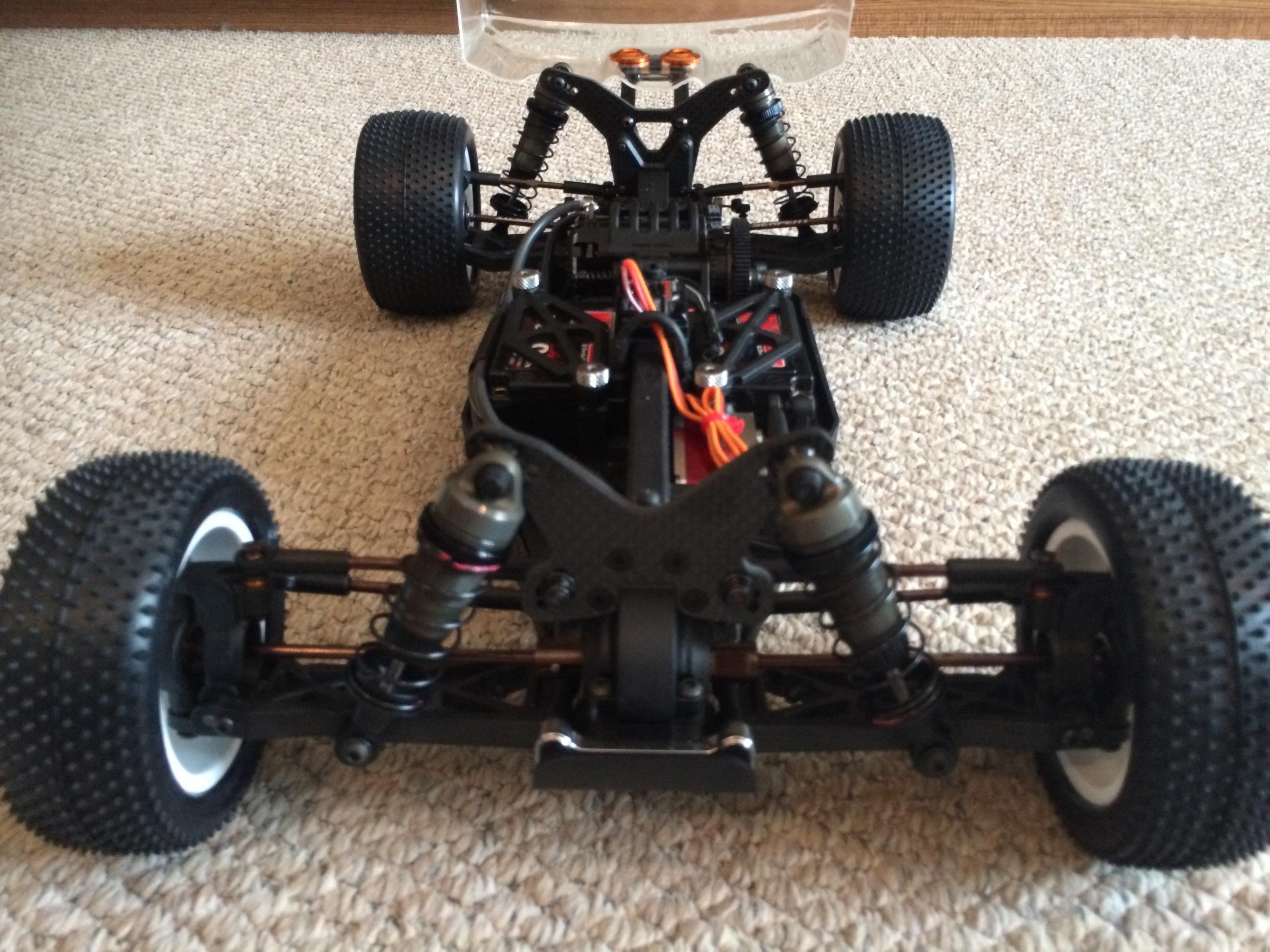 Serpent SRX-4 Build 162