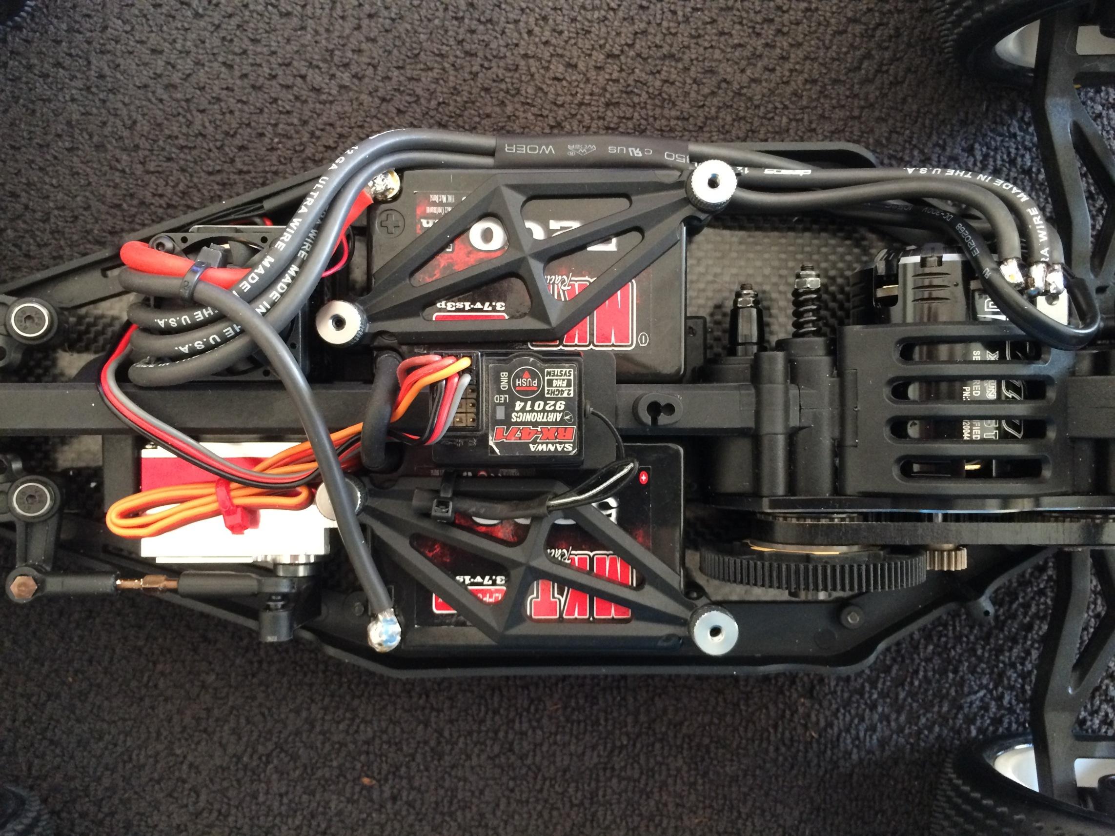 Serpent SRX-4 Build 166