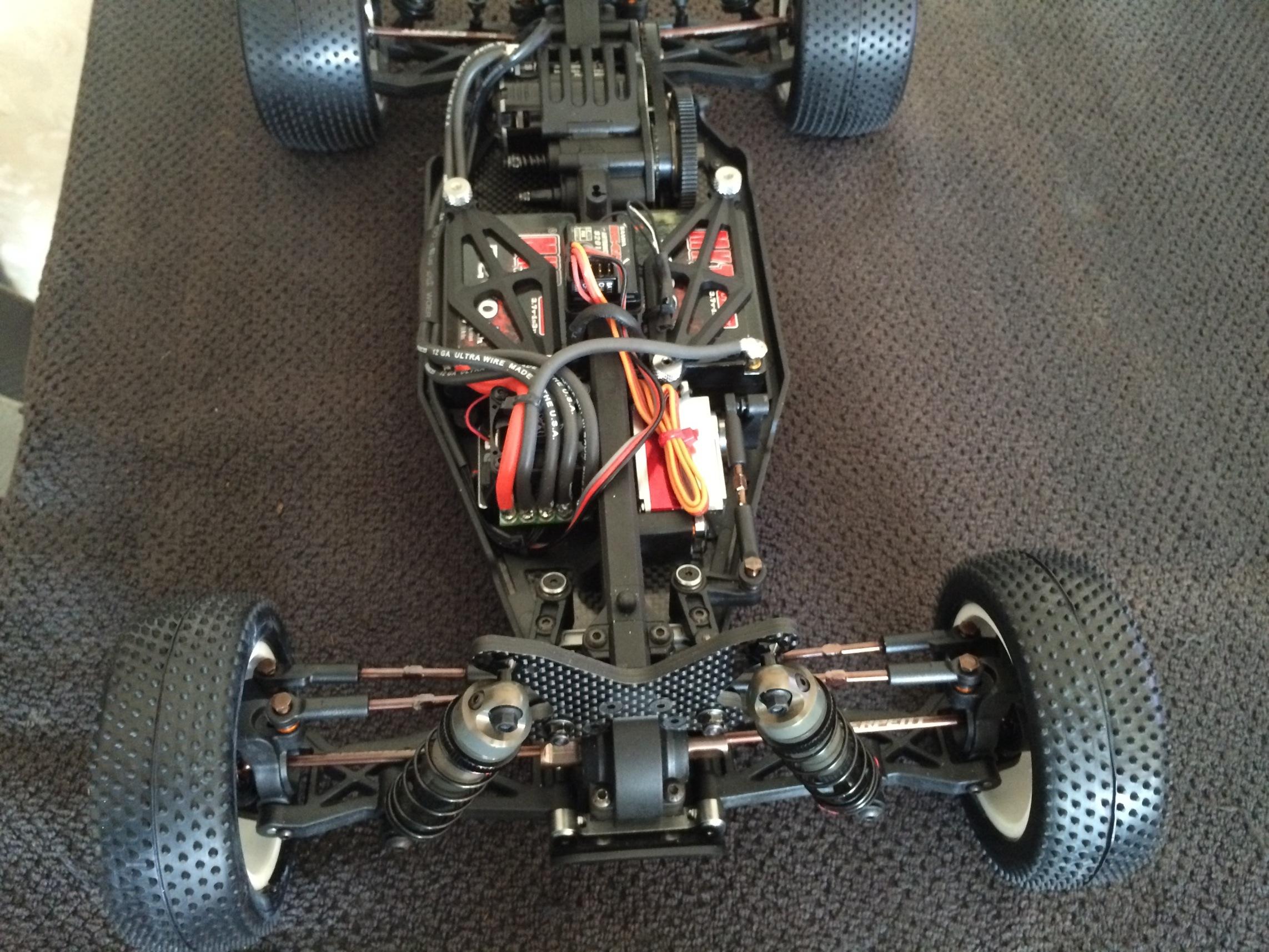 Serpent SRX-4 Build 169
