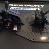 Serpent SRX-4 Build 041