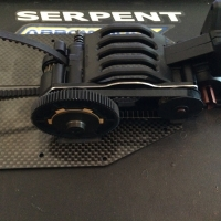 Serpent SRX-4 Build 050