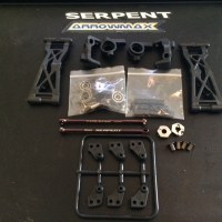 Serpent SRX-4 Build 115