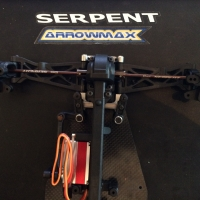 Serpent SRX-4 Build 122