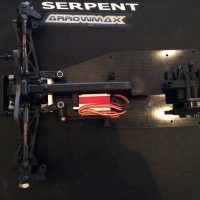 Serpent SRX-4 Build 131