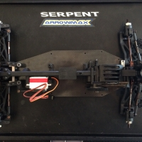 Serpent SRX-4 Build 143