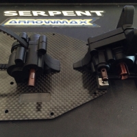 Serpent SRX-4 Build 039