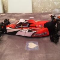 Spyder MM Build 110