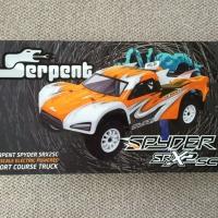 Spyder SRX2 SCT Build 20