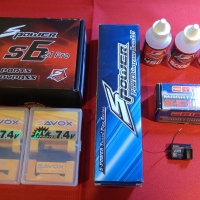 Motor, Electrics and oils