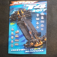 Team Xray T4 2017 Unboxing 019