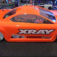 Team Xray T4 Body and Electrics 02