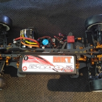 Team Xray T4 Body and Electrics 04