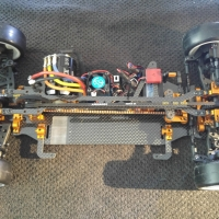Team Xray T4 Body and Electrics 05