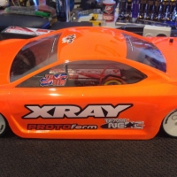 Team Xray T4 Body and Electrics 03
